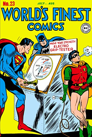 World's Finest Comics (1941-1986) #23