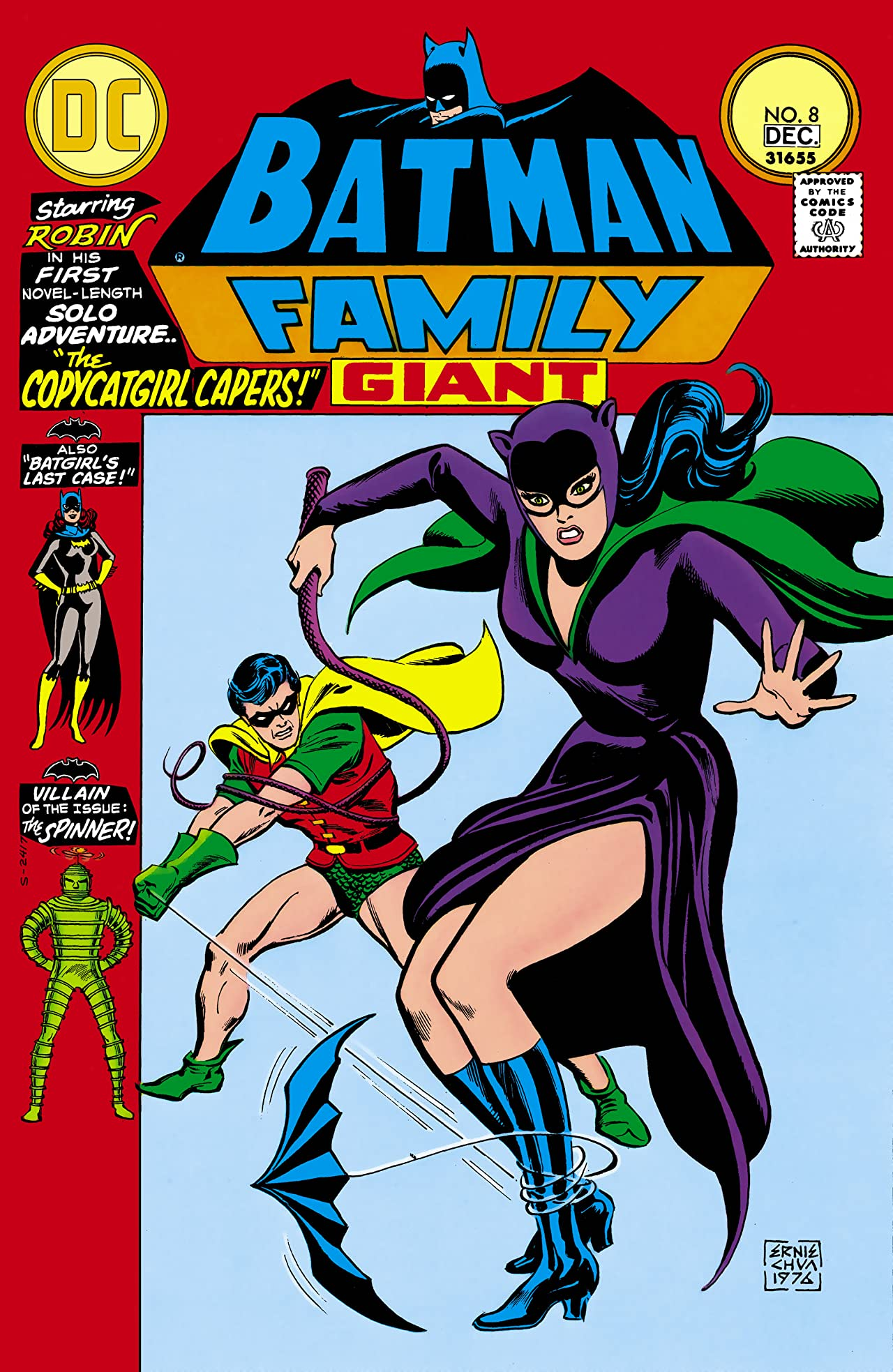 Batman Family (1975-1978) No.8