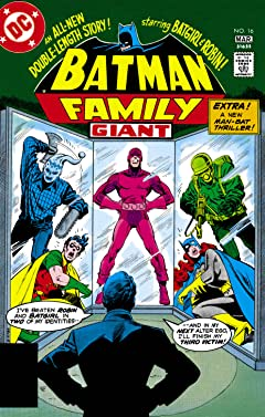 Batman Family (1975-1978) No.16