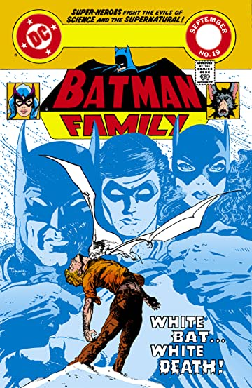 Batman Family (1975-1978) #19