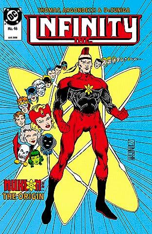 Infinity, Inc. (1984-1988) #48