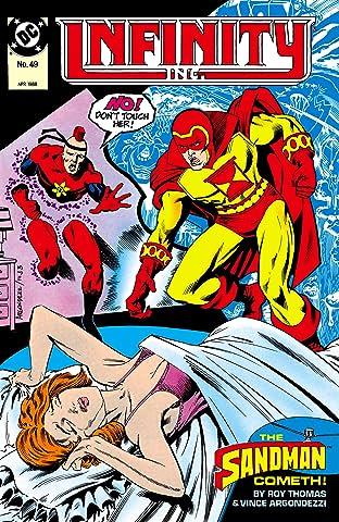 Infinity, Inc. (1984-1988) #49