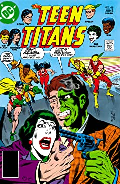 Teen Titans (1966-1978) No.48