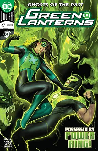 Green Lanterns (2016-) No.47
