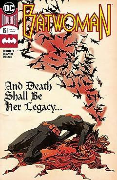 Batwoman (2017-) #15