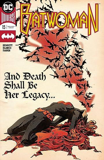 Batwoman (2017-) No.15