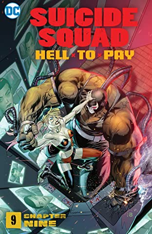 Suicide Squad: Hell to Pay (2018-) No.9