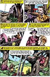 Classics Illustrated #112: Kit Carson