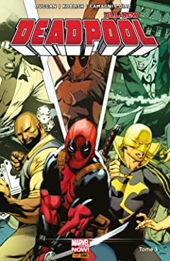 All-New Deadpool Tome 3: Décharge éclectique