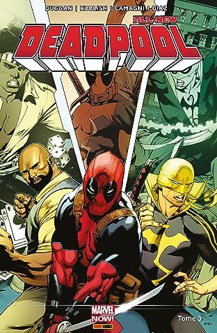 All-New Deadpool Vol. 3: Décharge éclectique