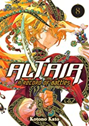 Altair: A Record of Battles Vol. 8