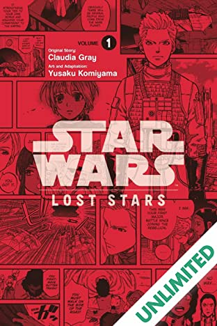 Star Wars Lost Stars Vol. 1