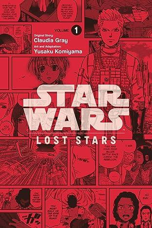 Star Wars Lost Stars Tome 1