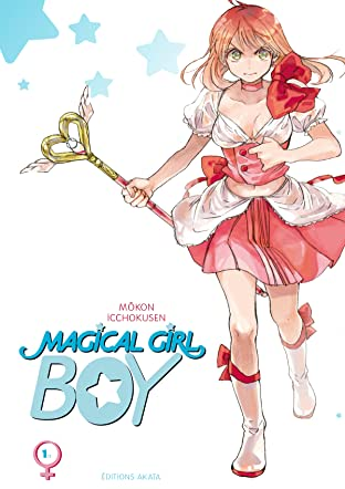 Magical Girl Boy Vol. 1