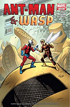 Ant-Man and Wasp #2 (of 3)