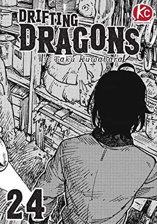 Drifting Dragons #24