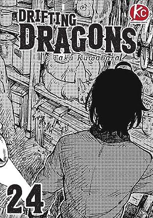 Drifting Dragons No.24