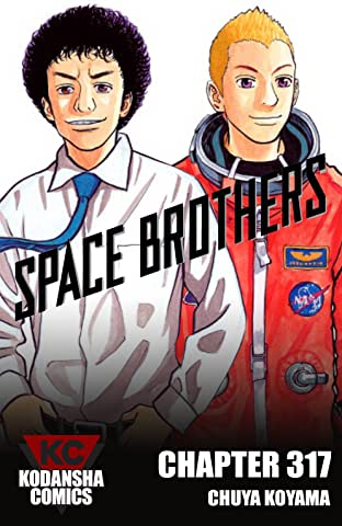 Space Brothers #317