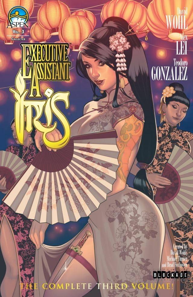 Executive Assistant Iris Vol. 3