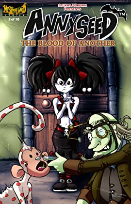 Annyseed - the Blood of Another #3