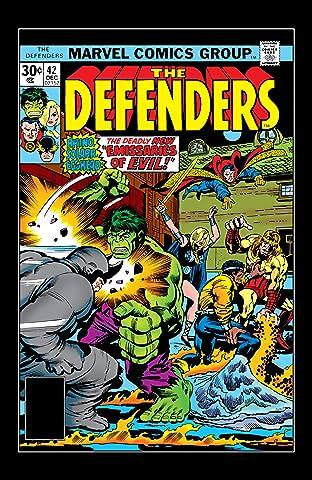 Defenders (1972-1986) #42