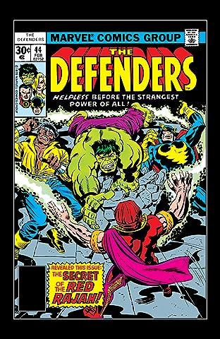 Defenders (1972-1986) #44