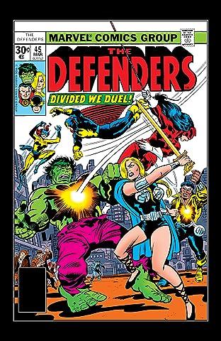 Defenders (1972-1986) #45