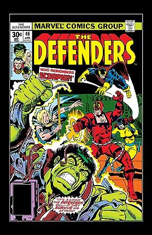Defenders (1972-1986) #46