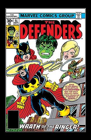 Defenders (1972-1986) #51