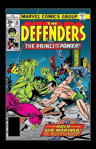 Defenders (1972-1986) #52