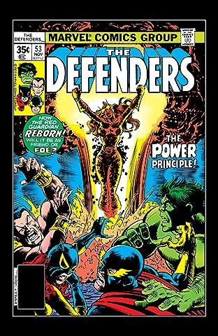 Defenders (1972-1986) #53