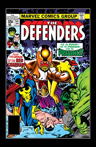 Defenders (1972-1986) #55
