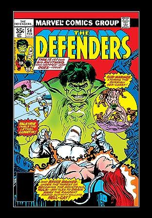 Defenders (1972-1986) #56