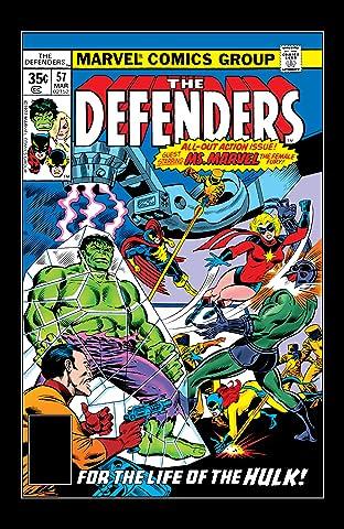 Defenders (1972-1986) #57