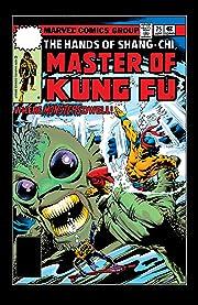 Master of Kung Fu (1974-1983) #75