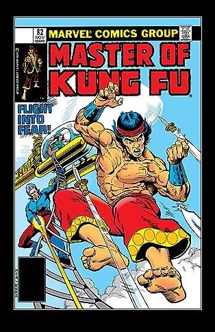 Master of Kung fu (1974-1983) #82