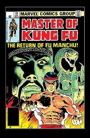 Master of Kung fu (1974-1983) #83