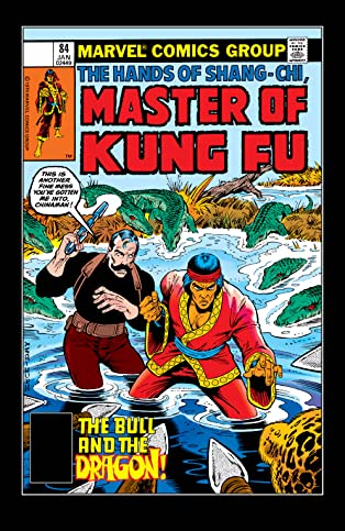 Master of Kung fu (1974-1983) #84