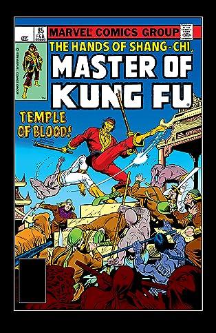 Master of Kung fu (1974-1983) #85