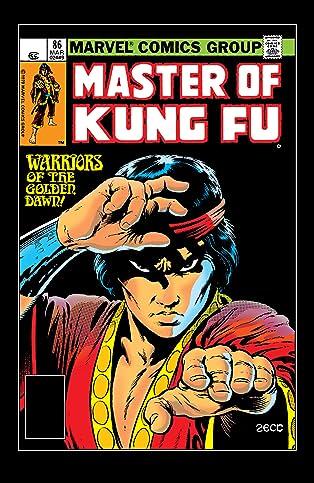 Master of Kung fu (1974-1983) #86