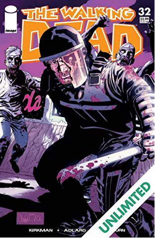 The Walking Dead #32