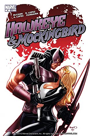 Hawkeye & Mockingbird No.6