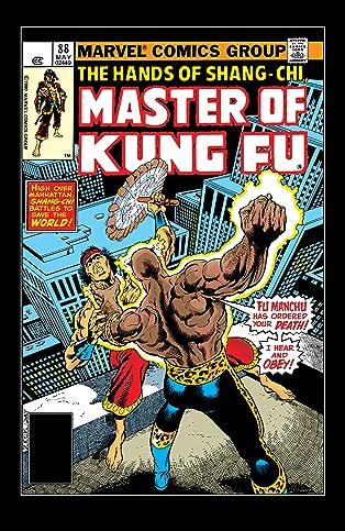 Master of Kung fu (1974-1983) #88