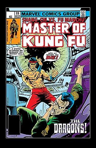 Master of Kung fu (1974-1983) #89
