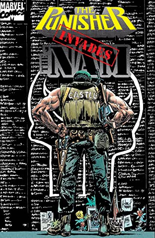 Punisher Invades The 'Nam – Final Invasion (1994) #1
