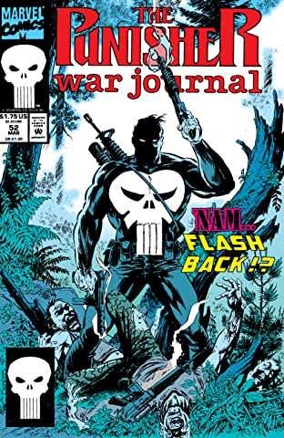 Punisher War Journal (1988-1995) #52