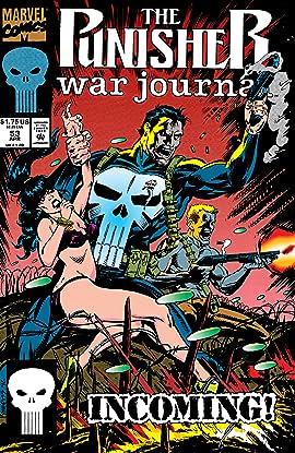 Punisher War Journal (1988-1995) #53