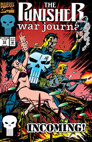 Punisher War Journal (1988-1995) #53