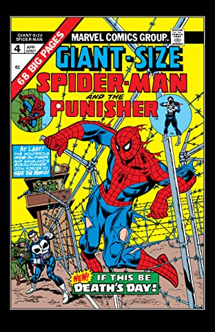 Giant-Size Spider-Man (1974-1975) #4