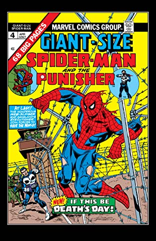 Giant-Size Spider-Man (1974) #4